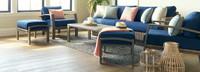 Portofino® Repose 88in Sofa - Laguna Blue