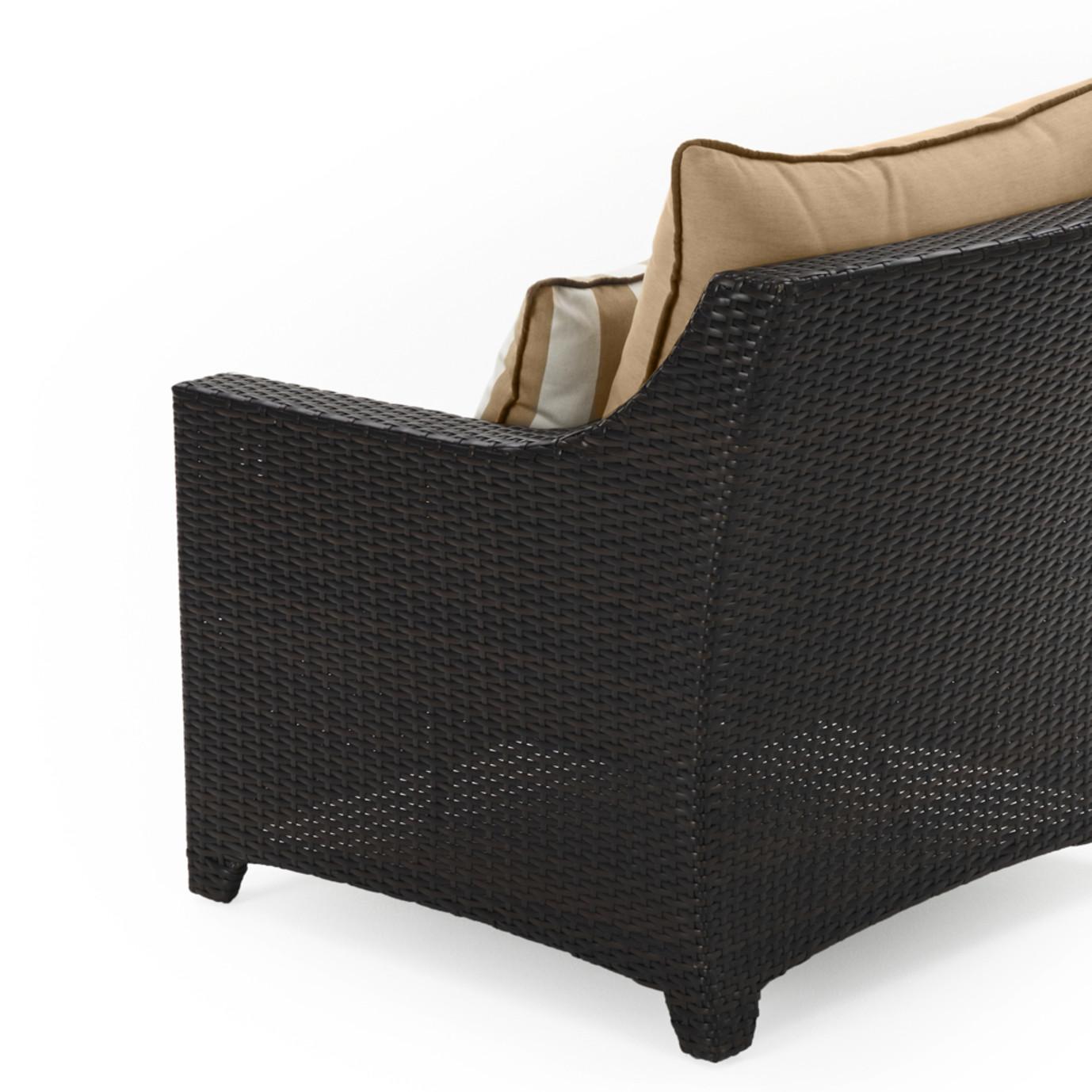 Deco™ Sofa & Deluxe Coffee Table - Maxim Beige