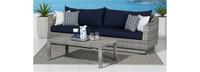 Cannes™ Sofa & Coffee Table - Maxim Beige