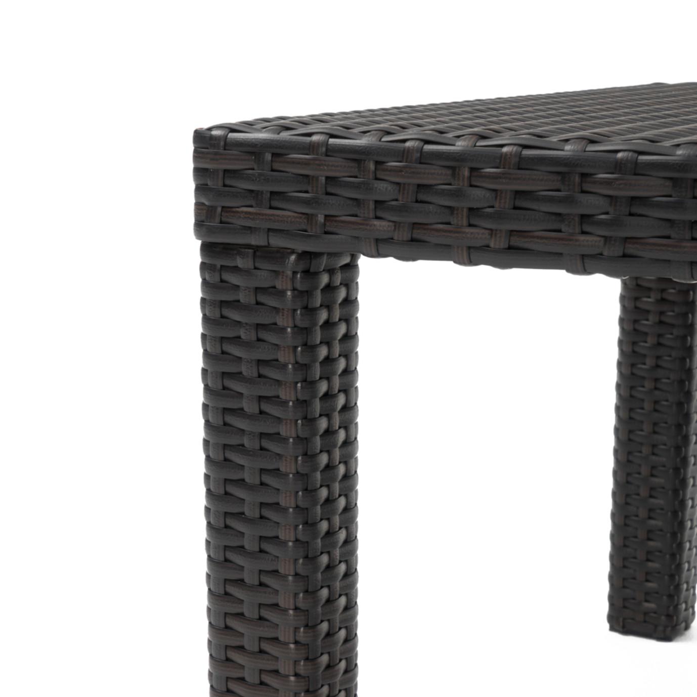 Deco™ Sofa with Coffee Table - Slate Grey