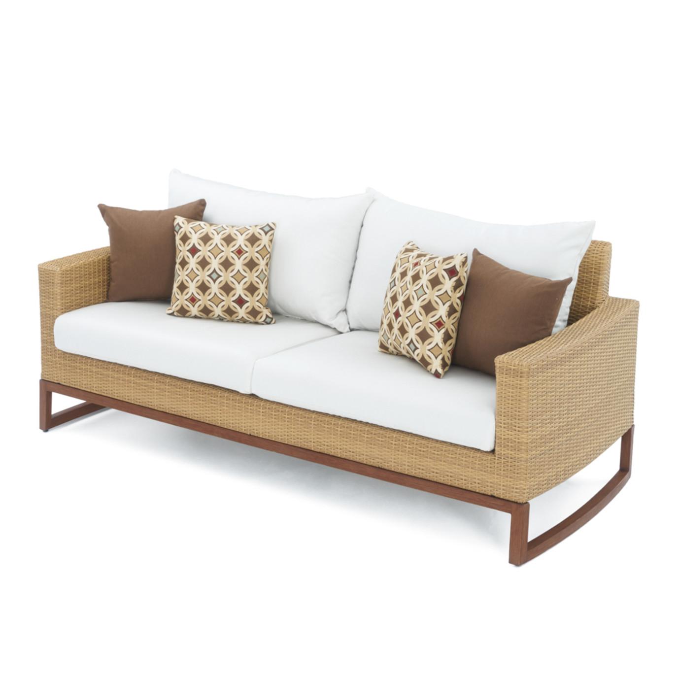 Milea™ 4pc Seating Set - Moroccan Cream