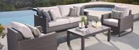 Milea™ 4 Piece Seating Set - Natural Beige