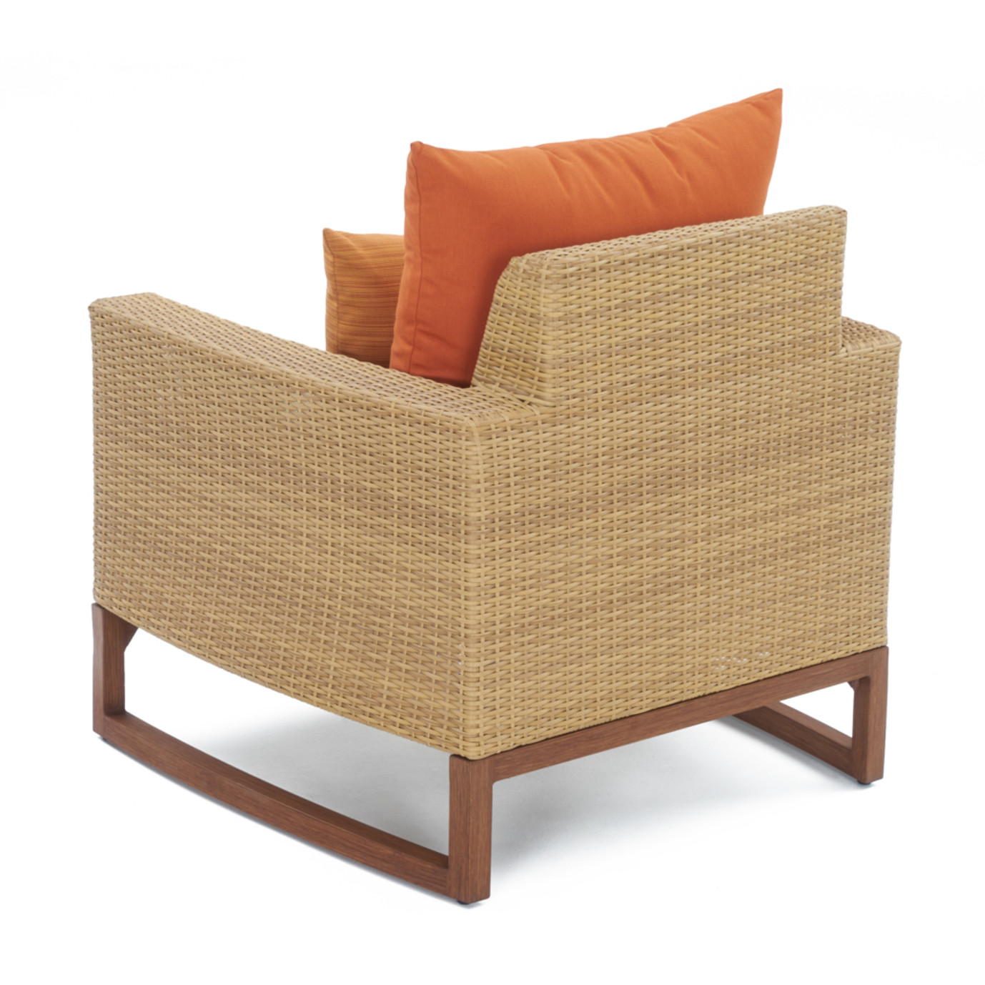 Mili™ 4 Piece Seating Set - Tikka Orange