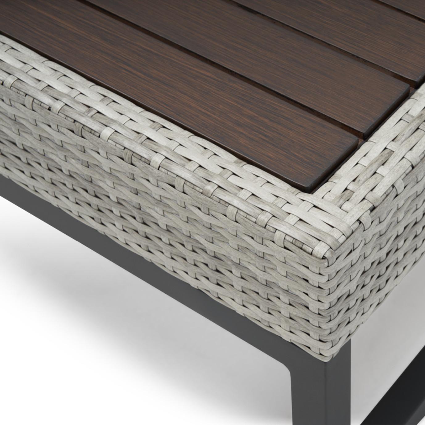 Milo™ Gray 4pc Seating Set - Charcoal Gray