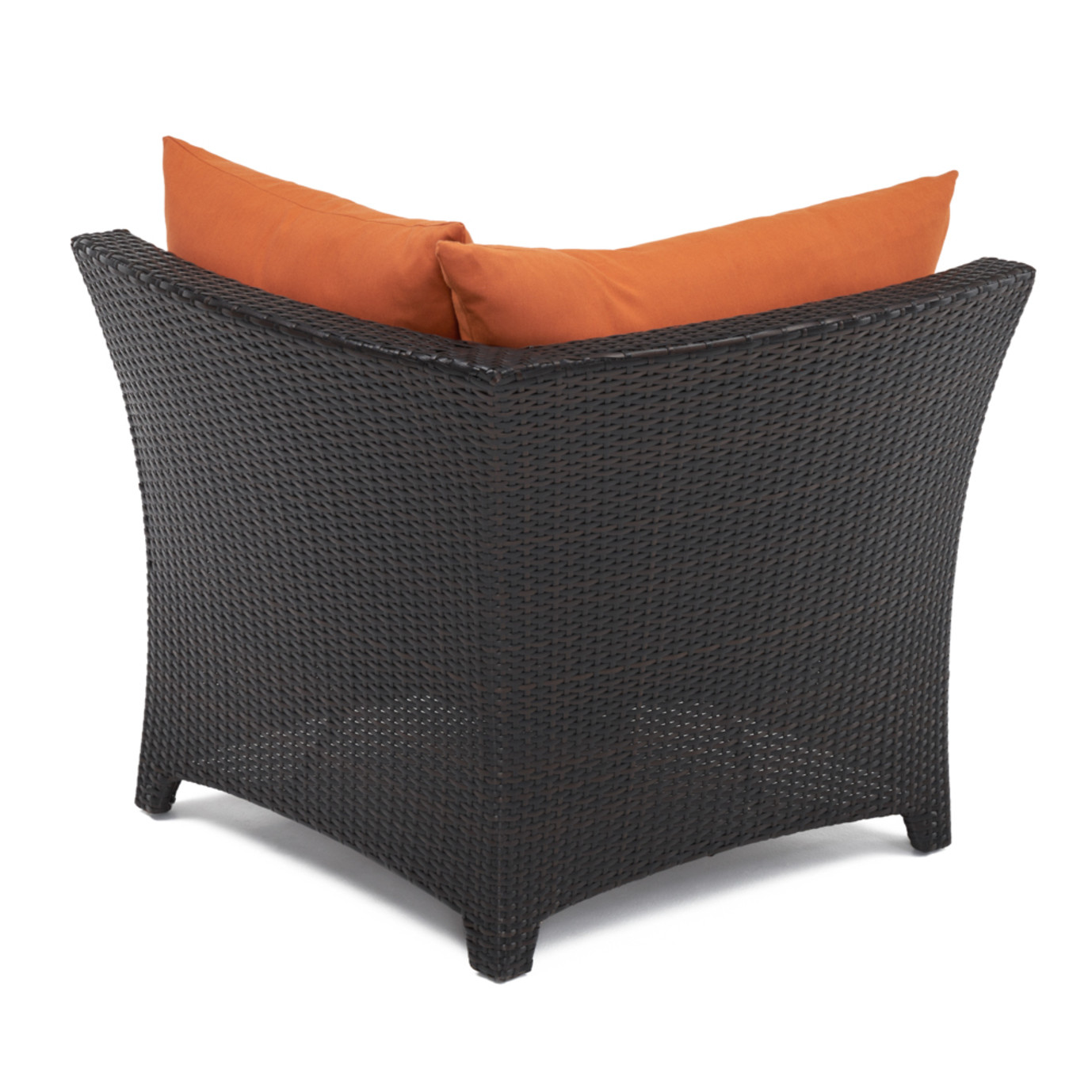 Deco™ 4pc Sectional and Table - Tikka Orange