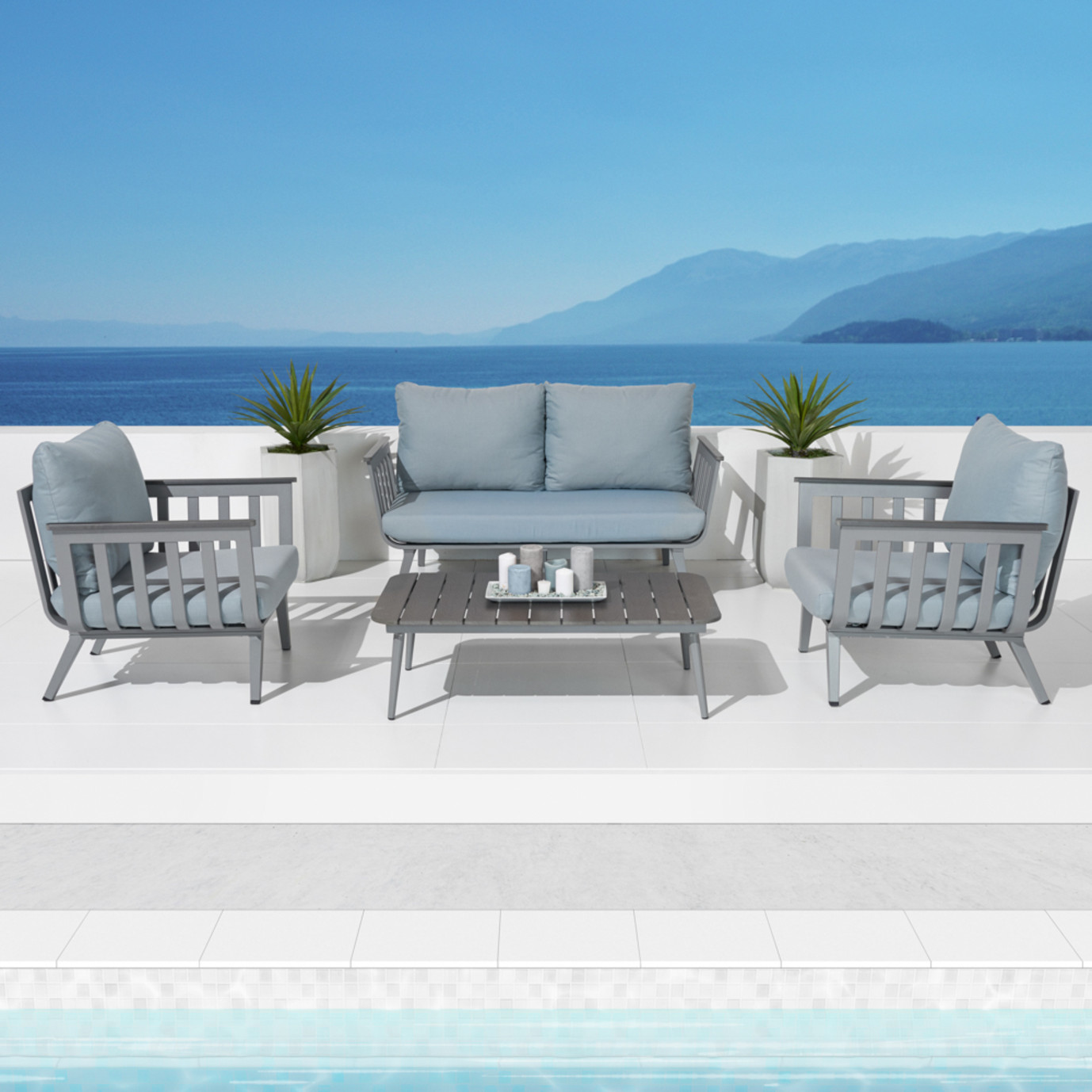 Vera Outdoor Furniture Collection  Sky Blue  Rst Brands. Patio Brick Interlocking. Patio Home Morgantown Wv. Patio Builders Cardiff. Concrete Patio Edmonton. Patio Furniture Yellow Cushions. Patio Store Dublin Ca. Patio Store Torrance. Patio Swing Or Glider