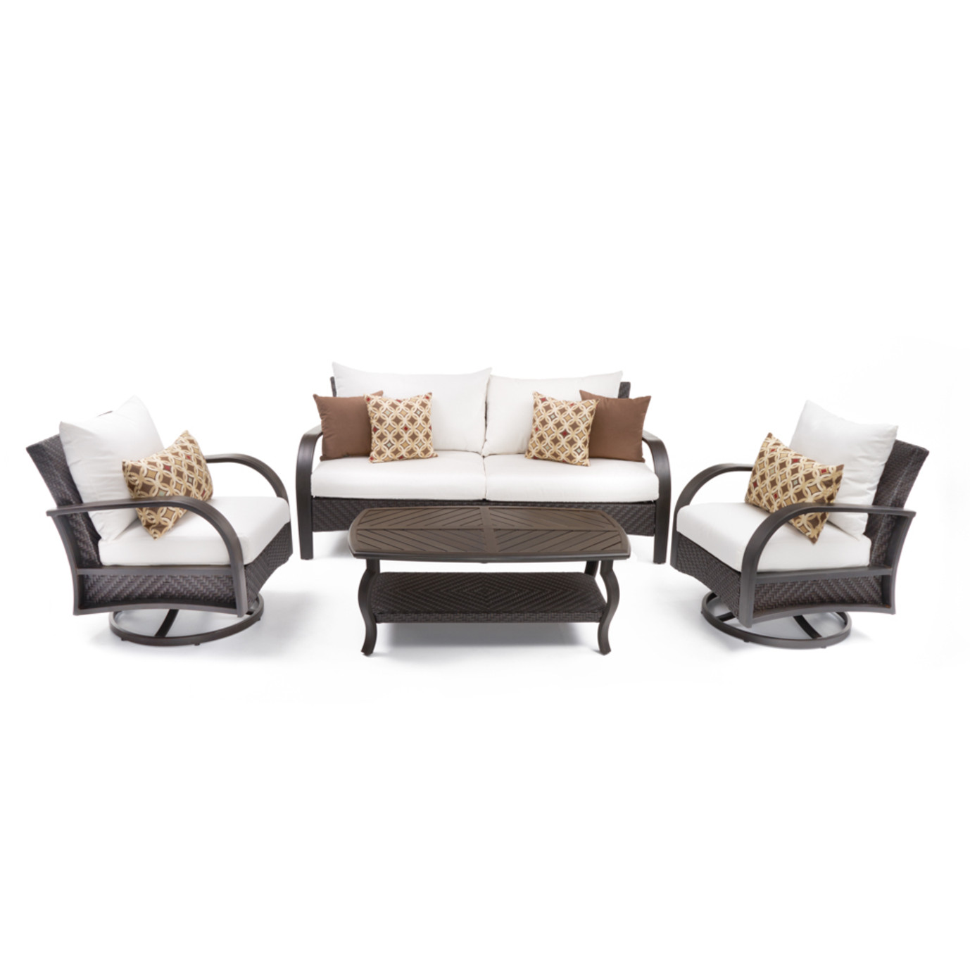 Barcelo™ 4pc Motion Club & Sofa Set - Moroccan Cream