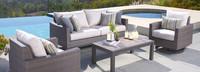 Milea™ 4 Piece Motion Seating Set - Natural Beige