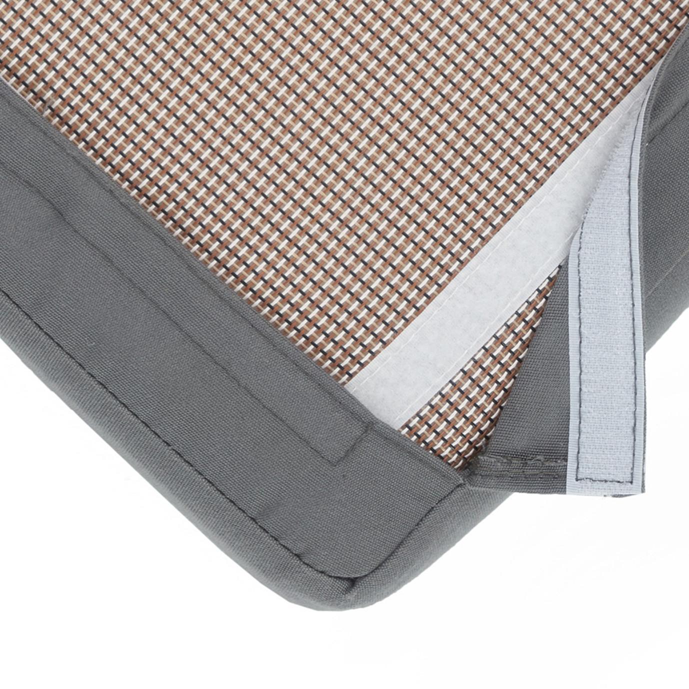 Milo™ Grey 4pc Motion Fire Set - Charcoal Grey