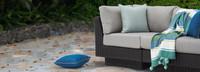 Portofino® Repose 5 Piece Sectional Set - Dove Gray