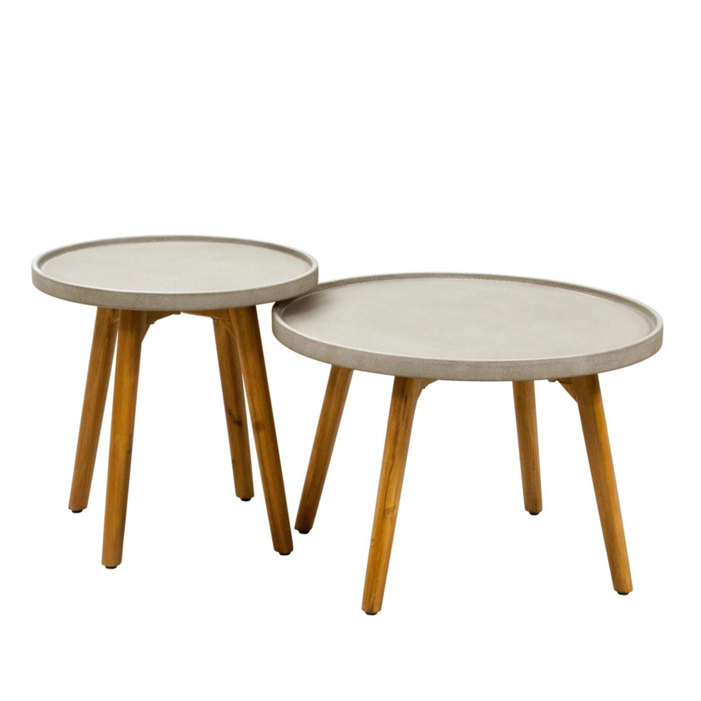 Savea 5pc Seating Set - Gray