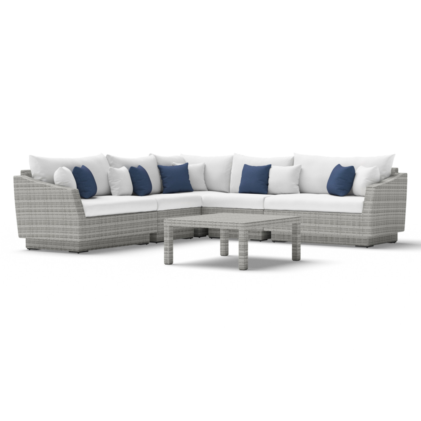 Cannes™ 6 Piece Sectional & Table