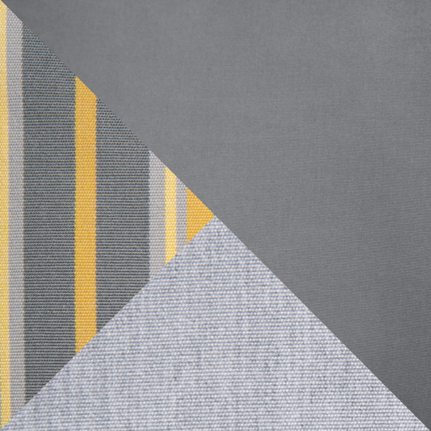 Mili™ 6pc Sofa Sectional - Charcoal Gray