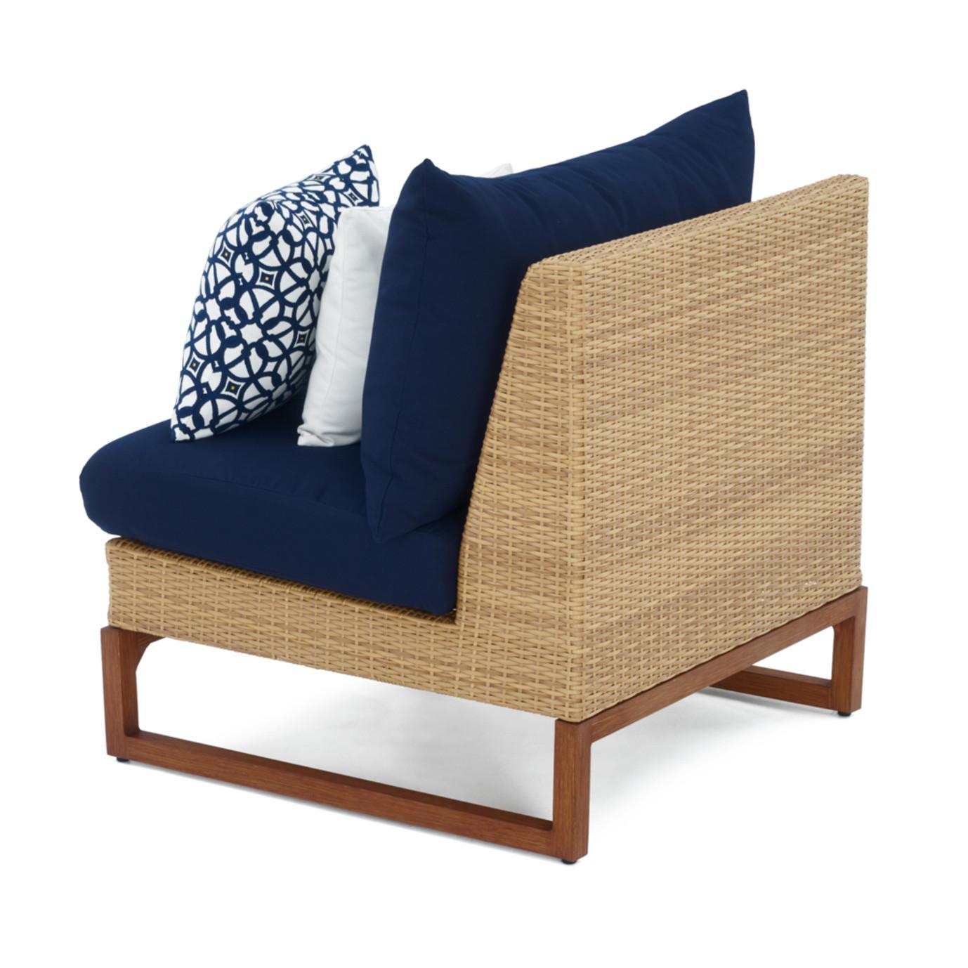 Mili™ 6pc Sofa Sectional - Navy Blue