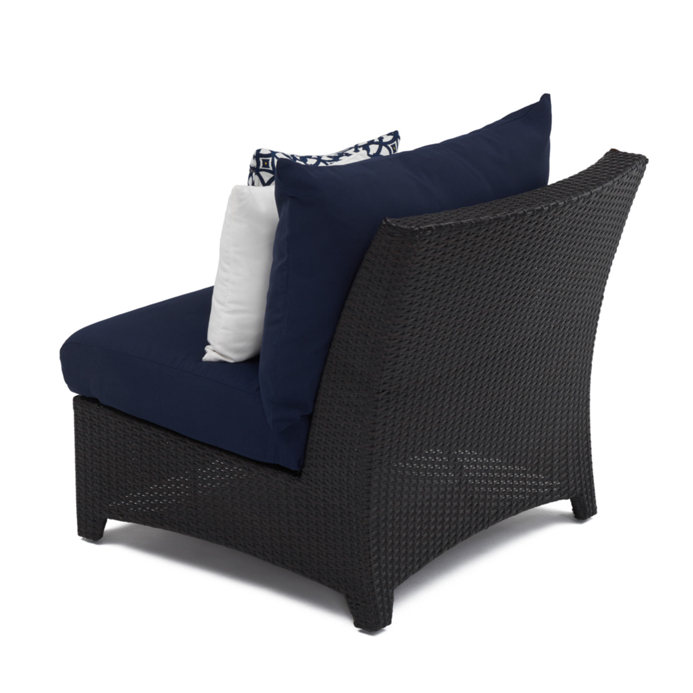 Deco™ 6pc Sectional and Table - Navy Blue