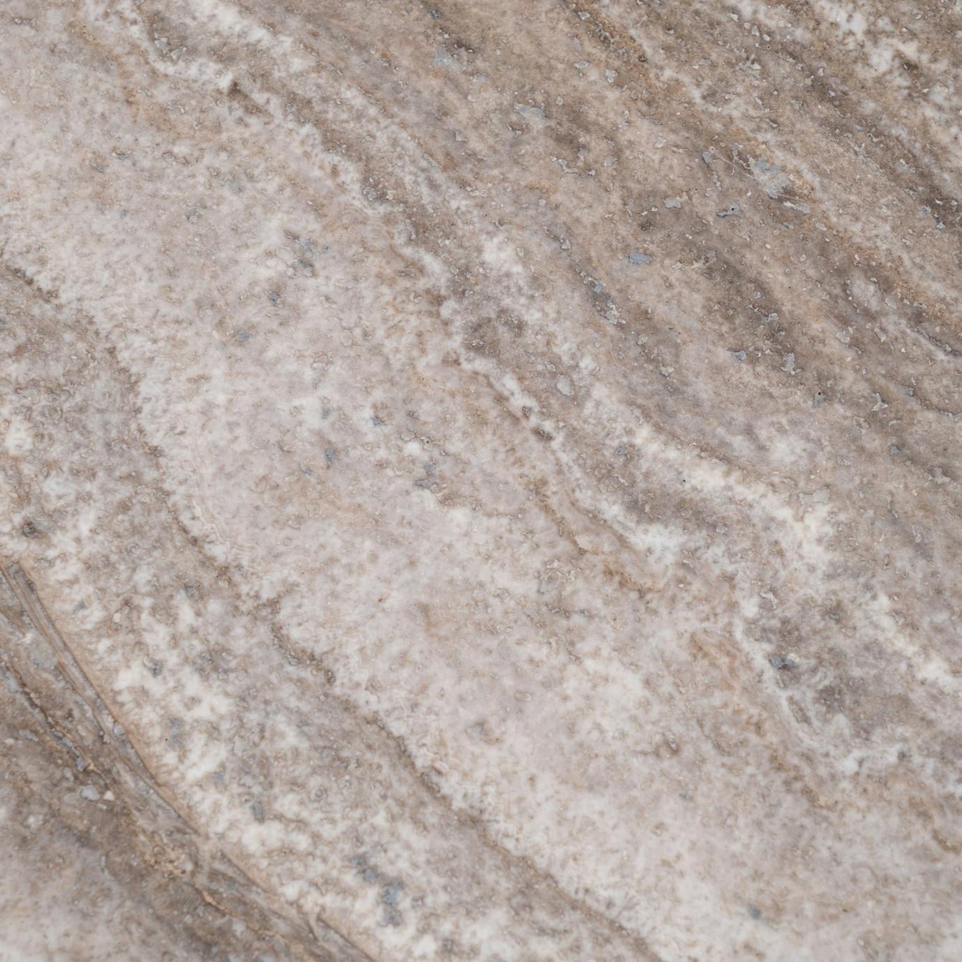 Portofino™ Comfort 6pc Sofa Stone Top Sectional - Espresso Taupe