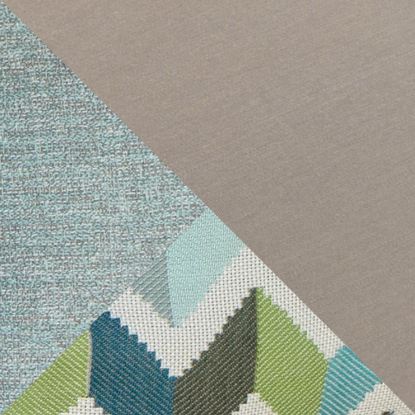 Portofino® Comfort 6pc Sofa Sectional with Stone - Taupe Mist