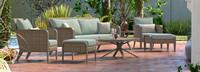 Grantina™ 7 Piece Sofa & Club Chair Set- Tikka Orange