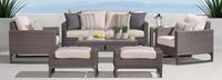 Milea™ 7 Piece Seating Set - Natural Beige