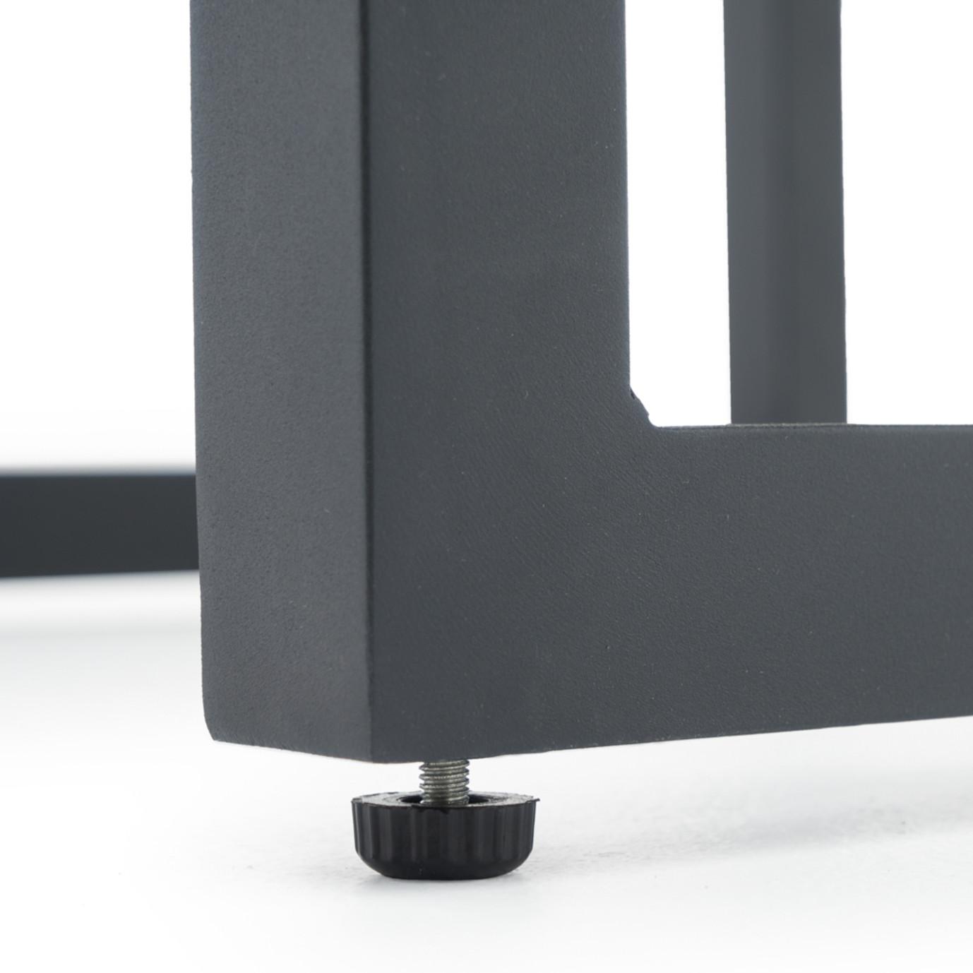 Milo™ Gray 7pc Deep Seating Set - Charcoal Gray