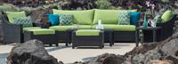 Deco™ 8 Piece Sofa & Club Chair Set - Maxim Beige
