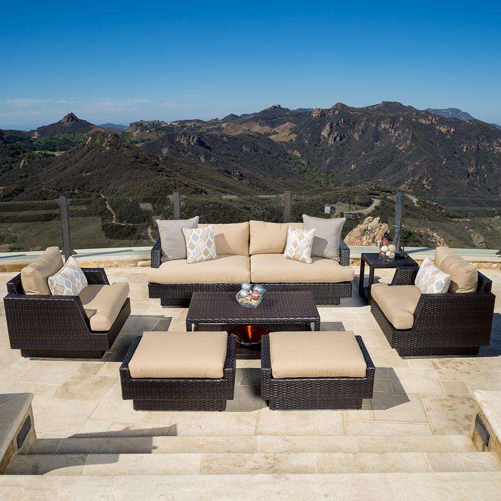 Portofino Outdoor Furniture Home Decor