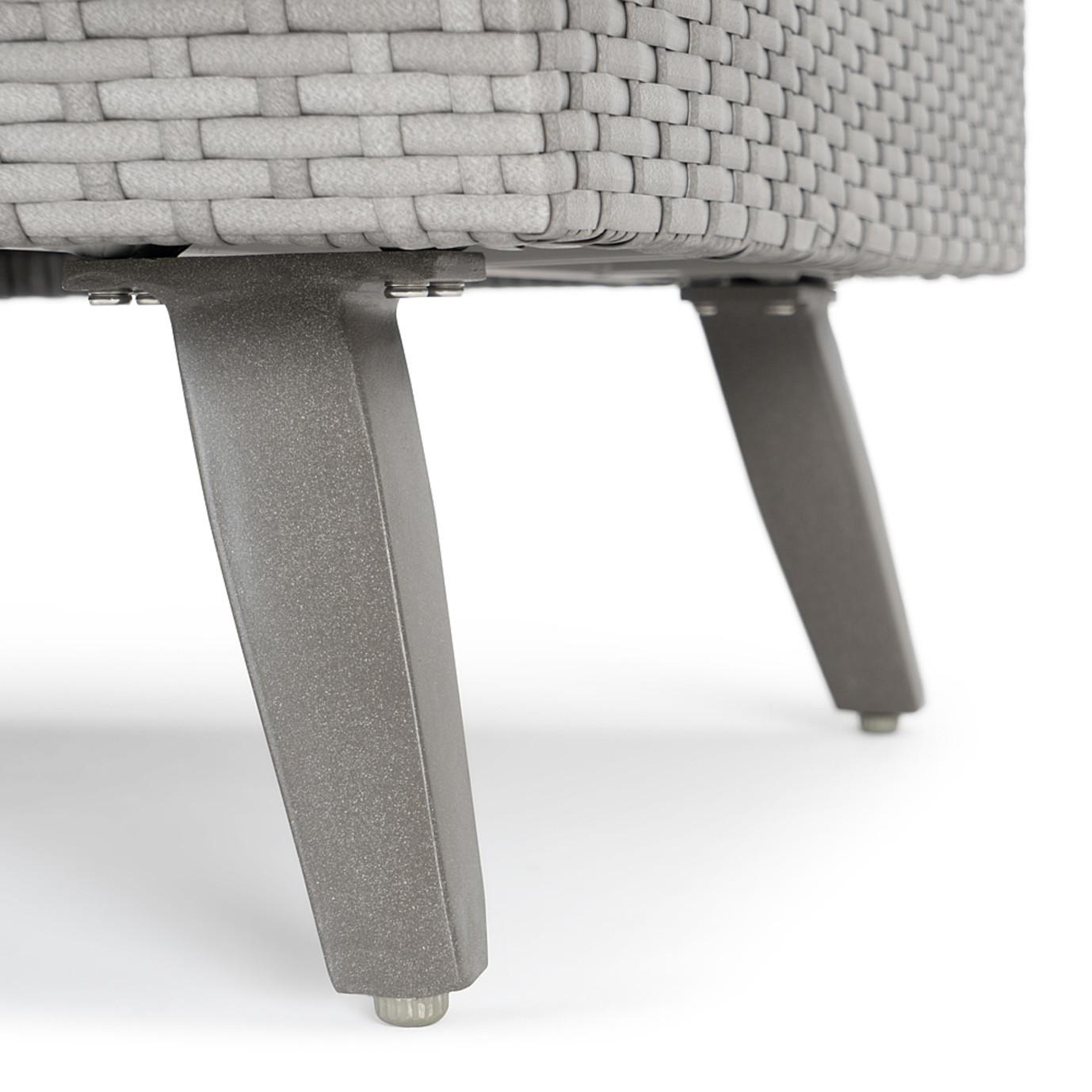 Portofino® Casual 7 Piece Seating Set - Spa Blue