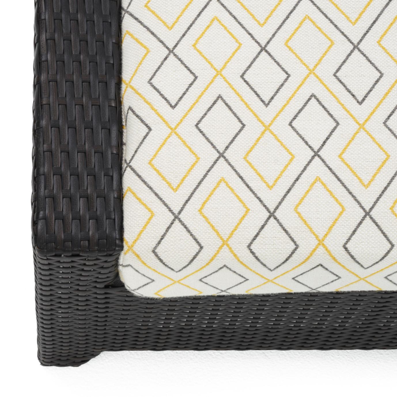 Deco 8pc Sofa Amp Design Club Chair Set Sunflower Yellow