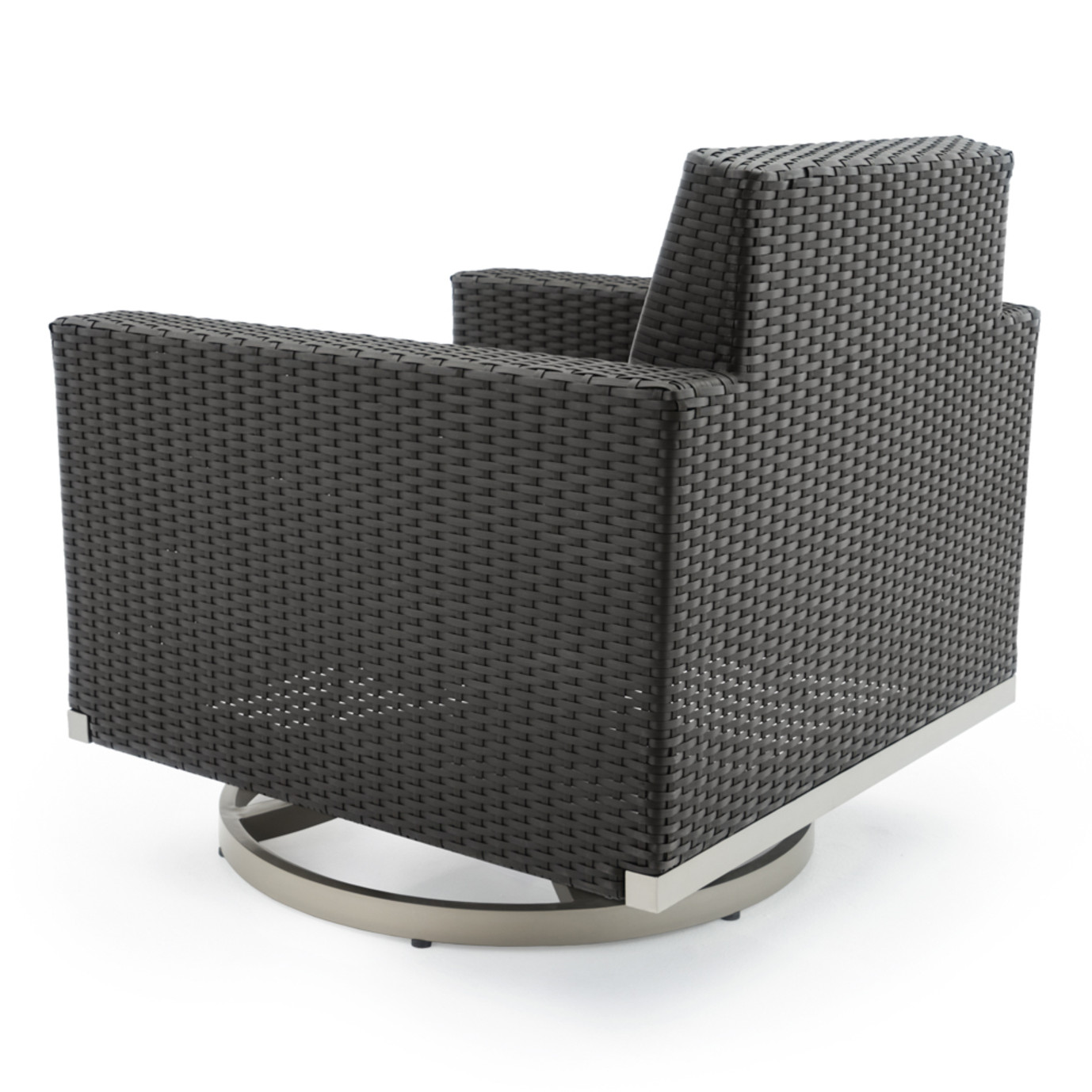 Milo™ Espresso 7pc Motion Deep Seating Set - Charcoal Gray