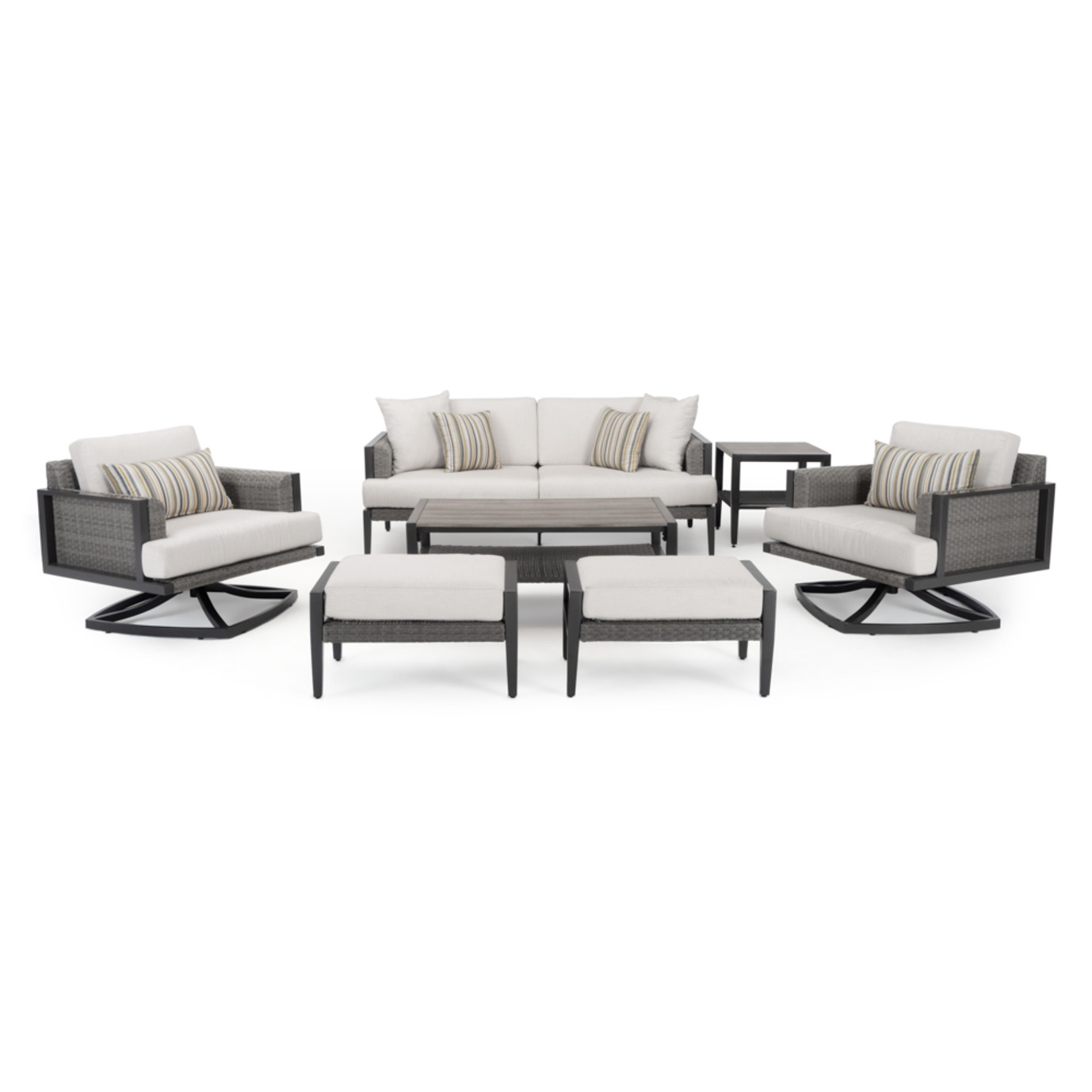 Vistano® 7 Piece Motion Seating Set