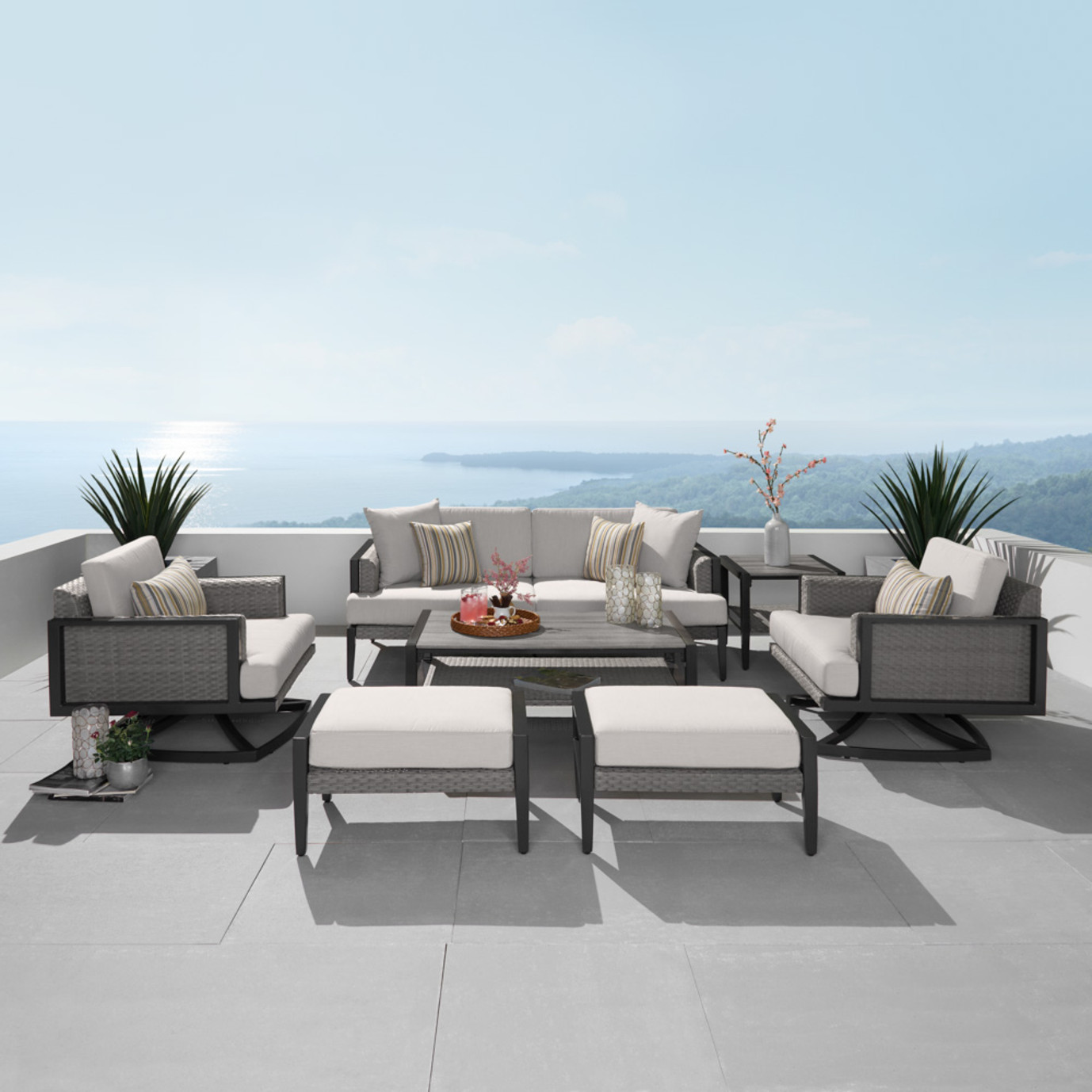 Vistano® 7 Piece Motion Seating Set