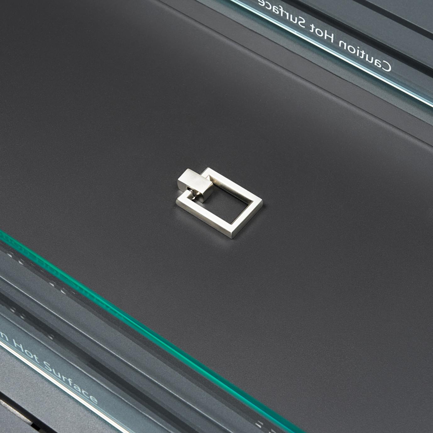 Milo™ Gray 7pc Motion Fire Set - Slate Gray
