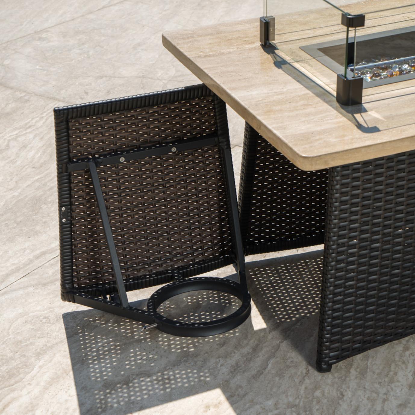 Portofino™ Comfort 7pc Motion Fire Set - Heather Beige