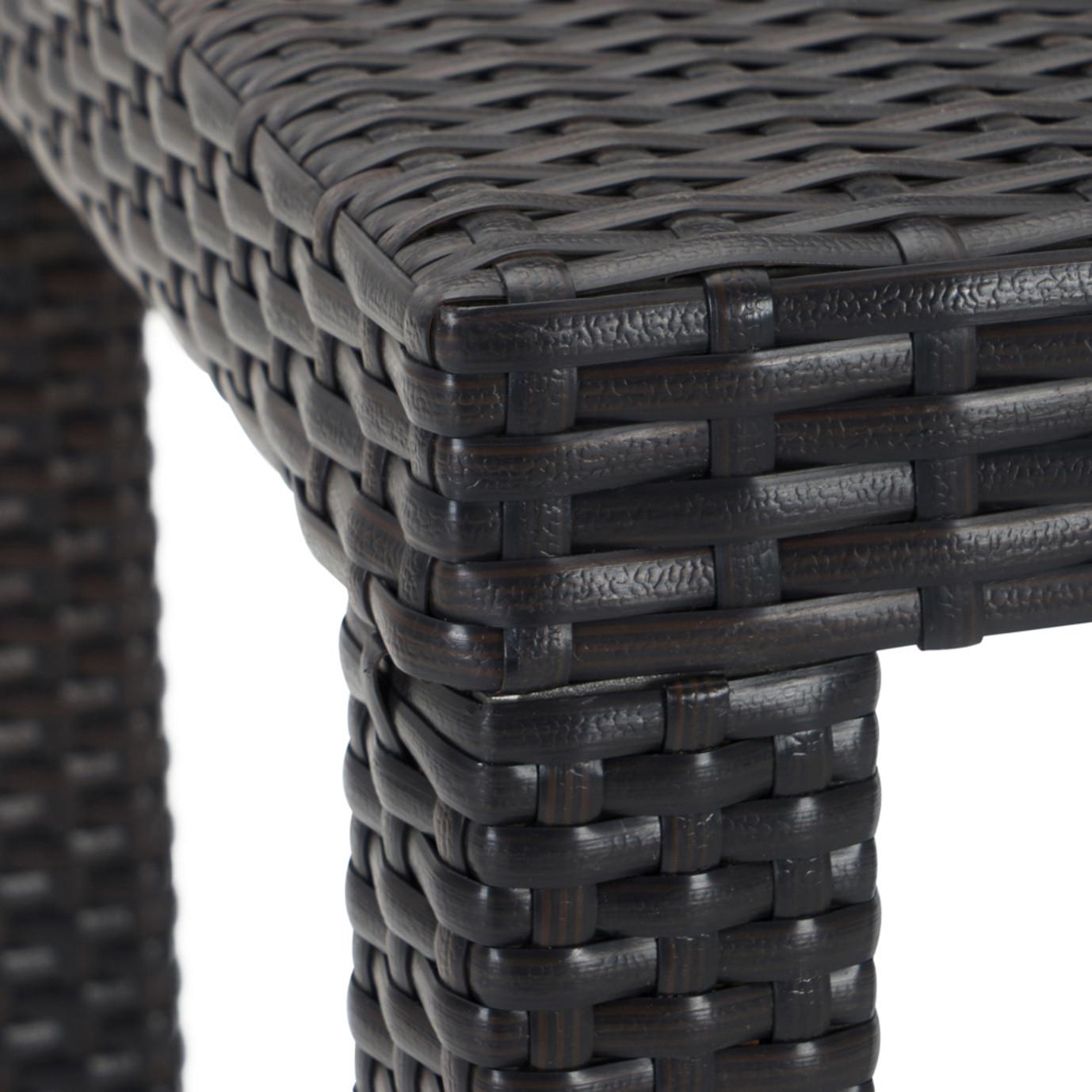 Deco™ Deluxe 8 Piece Sofa & Club Chair Set - Blue