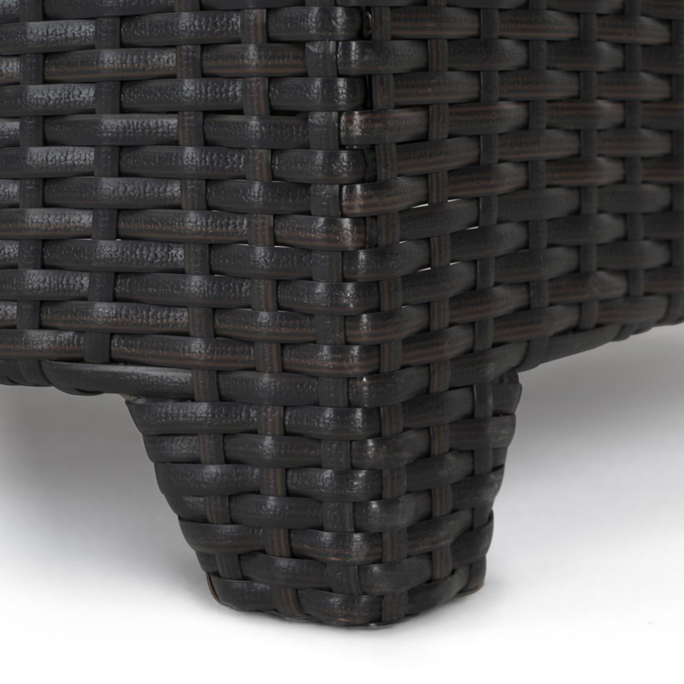Deco™ Deluxe 8 Piece Sofa & Club Chair Set - Gray