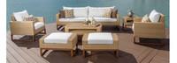 Mili™ 8 Piece Deep Seating Set - Moroccan Cream
