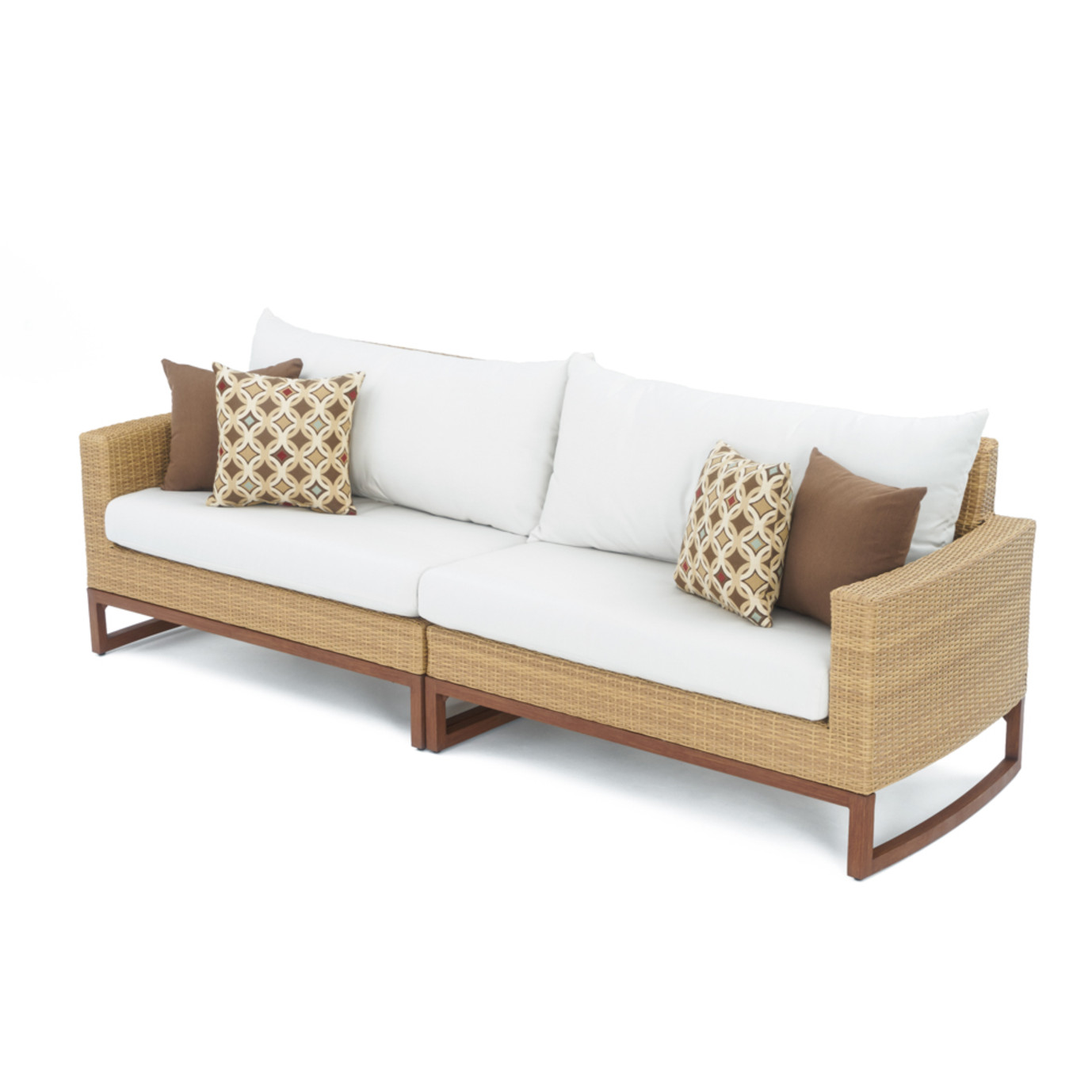 Mili™ 8pc Deep Seating Set - Moroccan Cream