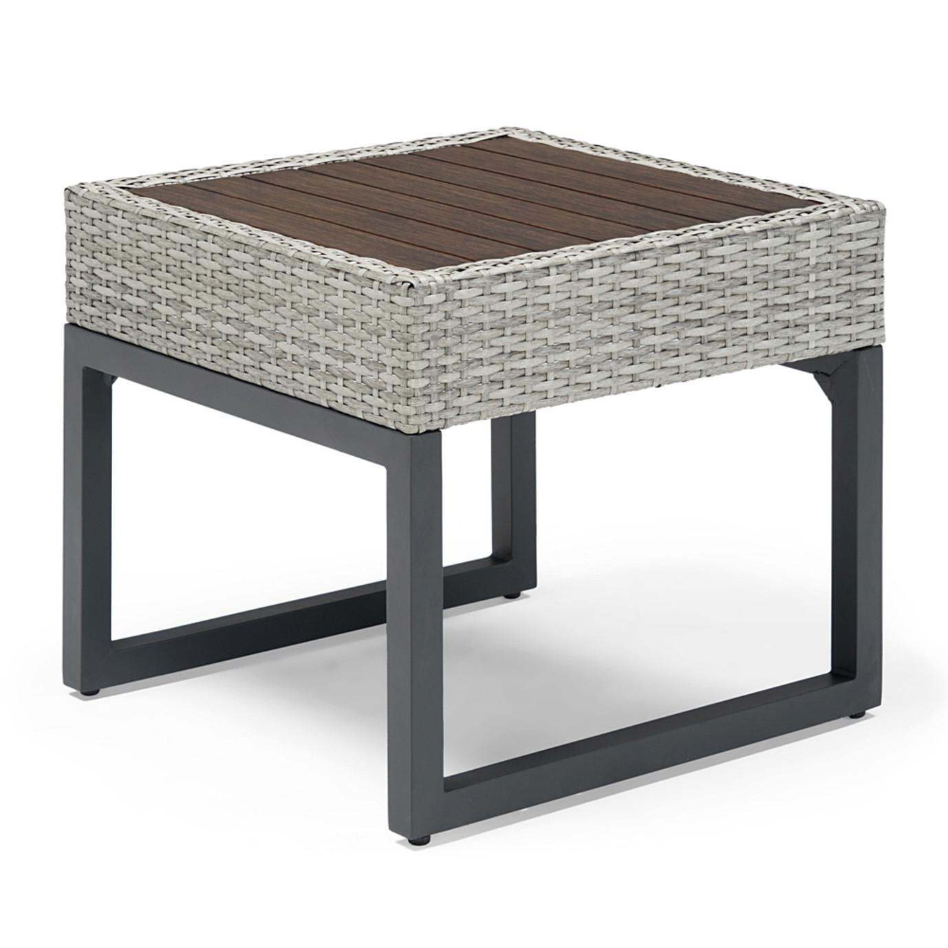 Milo Gray 8 Piece Motion Seating Set - Maxim Beige