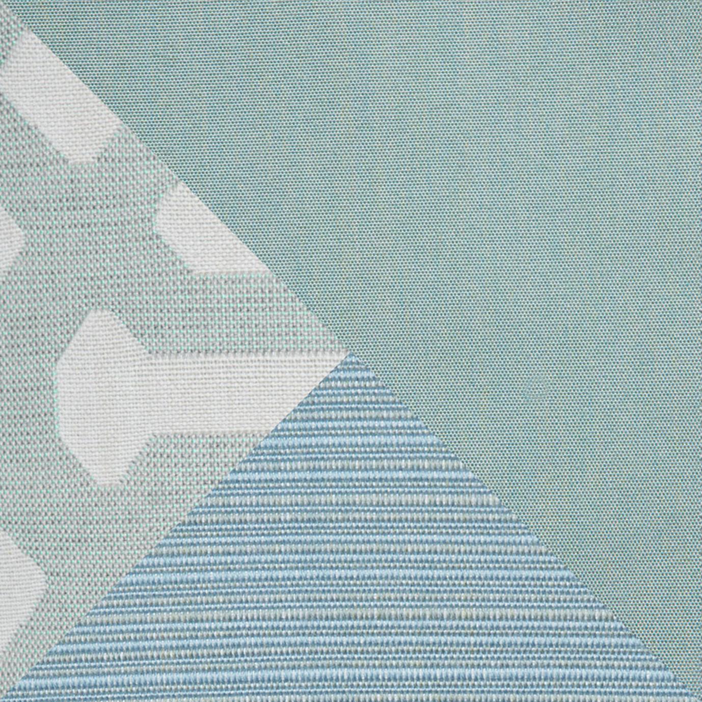 Milo Gray 8 Piece Motion Seating Set - Spa Blue