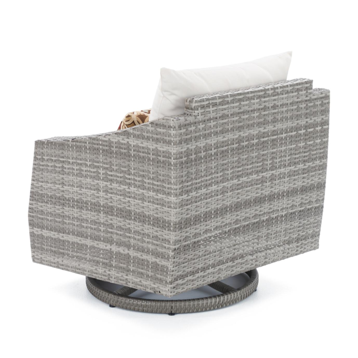 Cannes™ Deluxe 8pc Sofa & Club Chair Set - Moroccan Cream