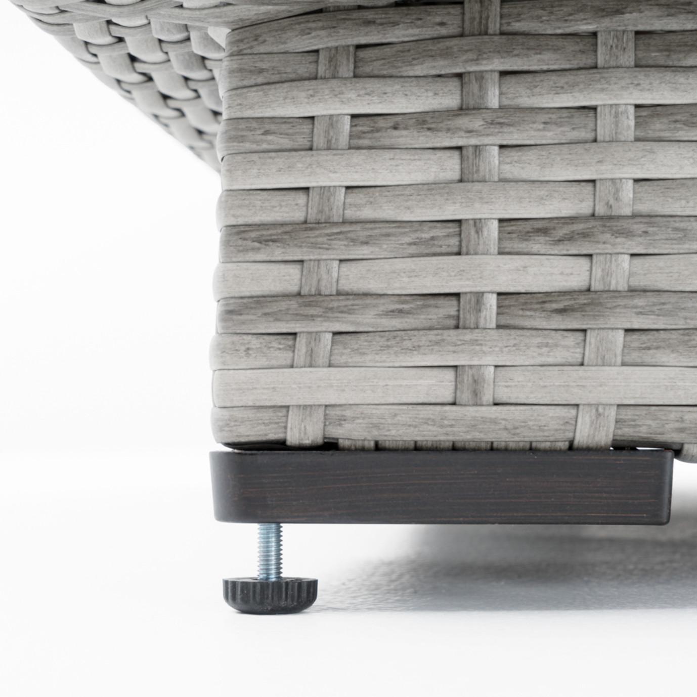 Cannes™ 8pc Sofa & Club Chair Set - Wisteria Lavender Design