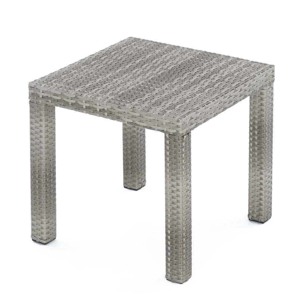 Cannes™ 20 inch Side Table - Outdoor Furniture by RST Brands