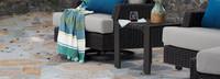Portofino® Repose Side Table - Espresso