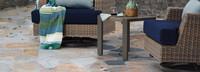 Portofino® Repose Side Table - Honey
