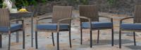 Portofino® Affinity 6pc Dining Chairs - Newport Blue