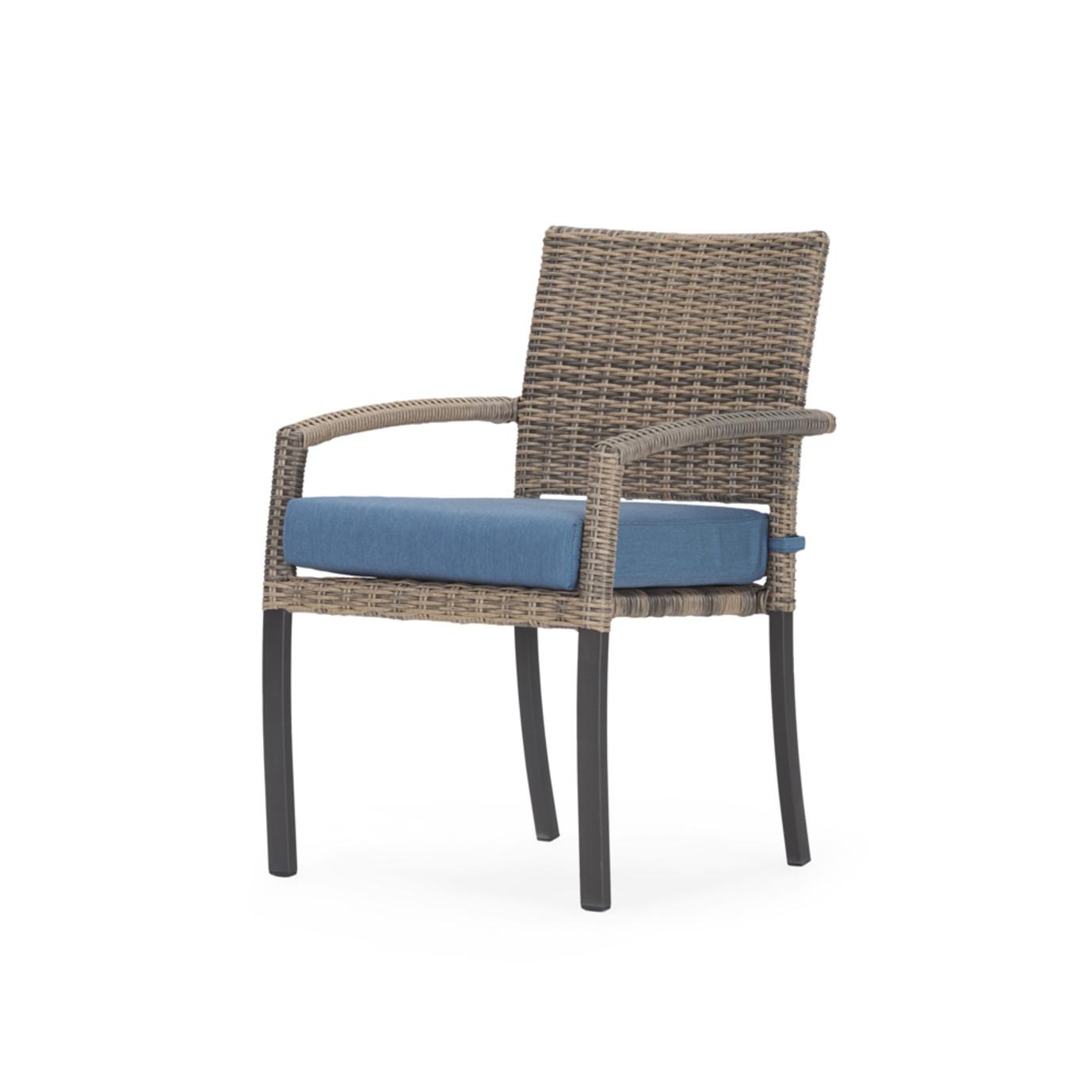 Portofino Affinity 6pc Dining Chairs - Newport Blue