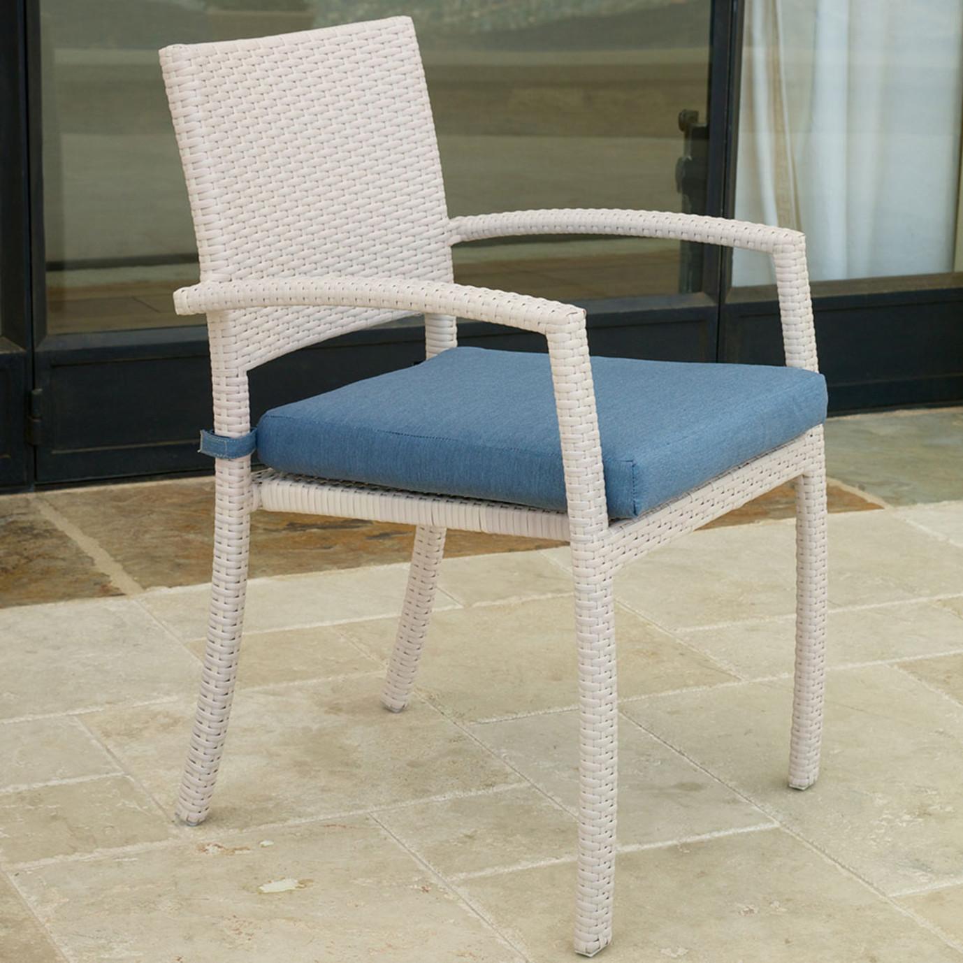 Portofino™ Comfort 6pk Dining Chairs - Newport Blue