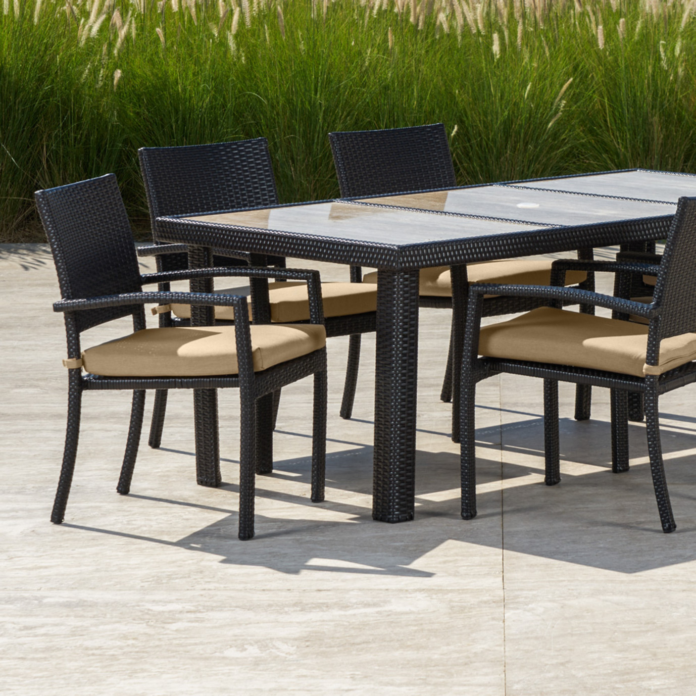Portofino™ Comfort 7pc Dining Set - Heather Beige