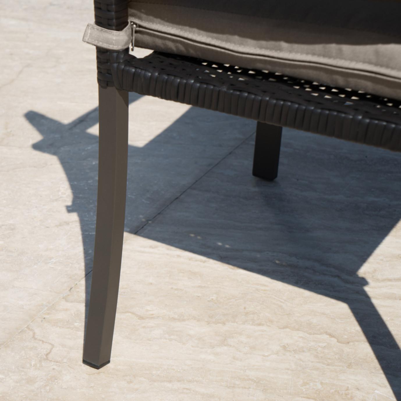 Portofino® Casual 7 Piece Dining Set - Taupe Mist