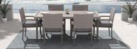 Portofino® Affinity 7pc Dining Set - Charcoal Gray